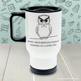 Personalised Teacher's Shhhh Travel Mug - Personally Presented