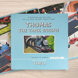 Personalised Thomas the Tank Engine Book - Personally Presented