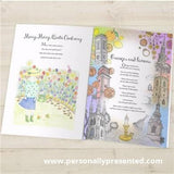 Personalised Traditional Nursery Rhymes Softback Book - Personalised Gift From Personally Presented
