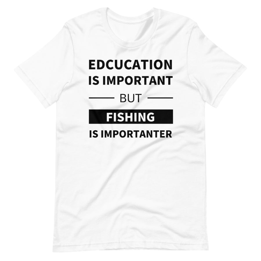Personalised Education Is Important Short-Sleeve Light T-Shirt