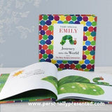 Personalised Very Special You, Journey into the World - Personalised Gift From Personally Presented