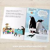 Personalised Day at the Zoo Book - Personalised Gift From Personally Presented