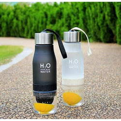 H2O Fruit Infuse Water Bottle