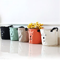 Animal Face Storage Bag