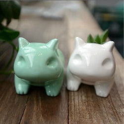 Bulbasaur Ceramic Planter
