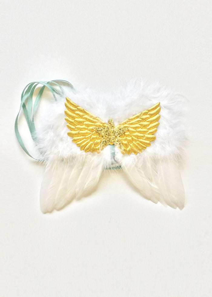 EMILY ANGEL WINGS - GOLD