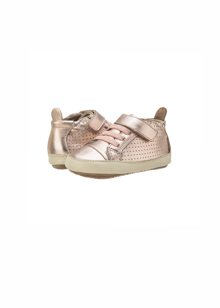 CHEER BAMBINI SNEAKER - COPPER