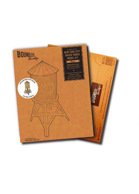 WATER TOWER MODEL KIT