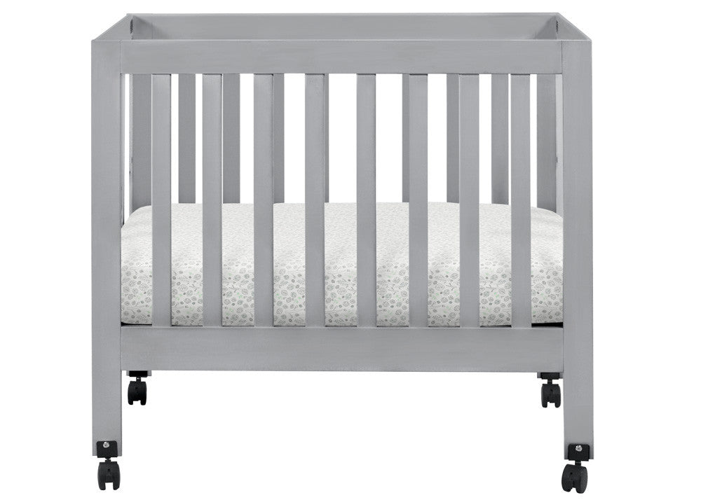 ORIGAMI MINI CRIB - GREY
