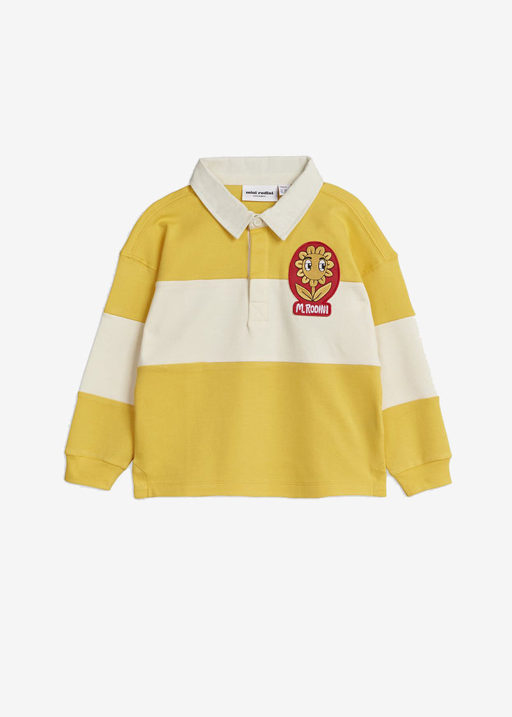 RUGBY SHIRT - YELLOW