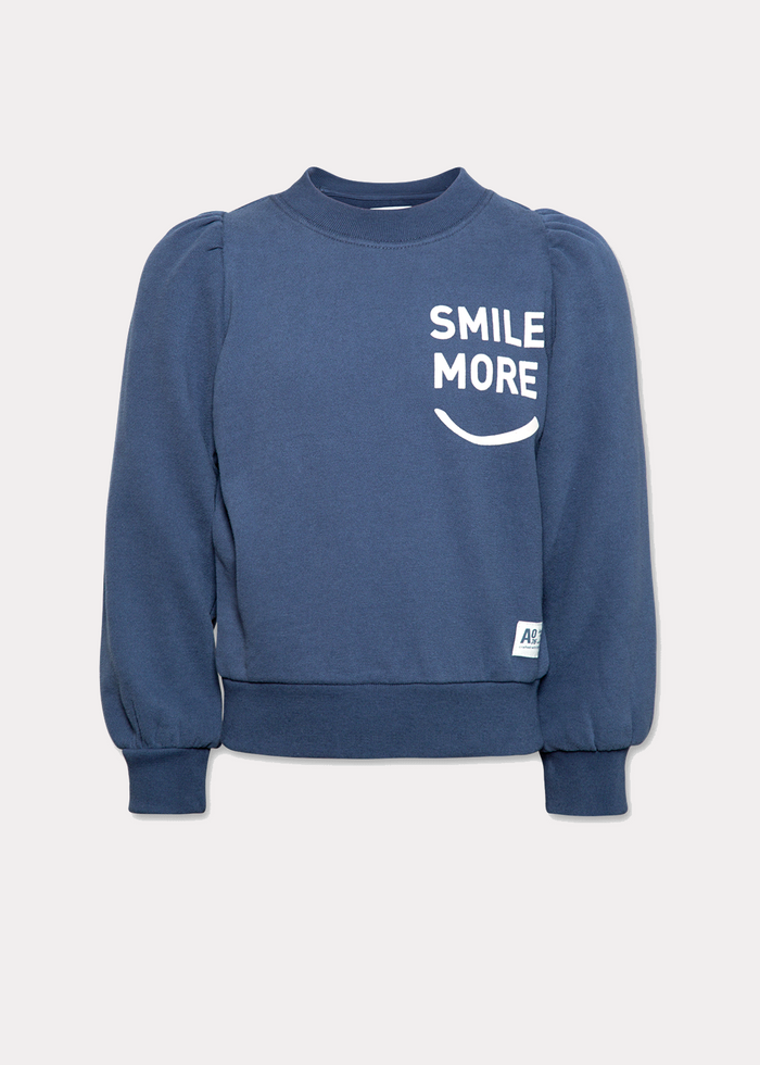 SMILE MORE SWEATSHIRT
