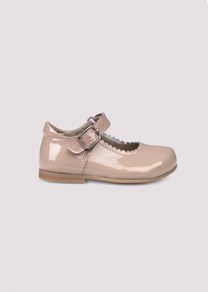 BALLERINA SCALLOP SHOE