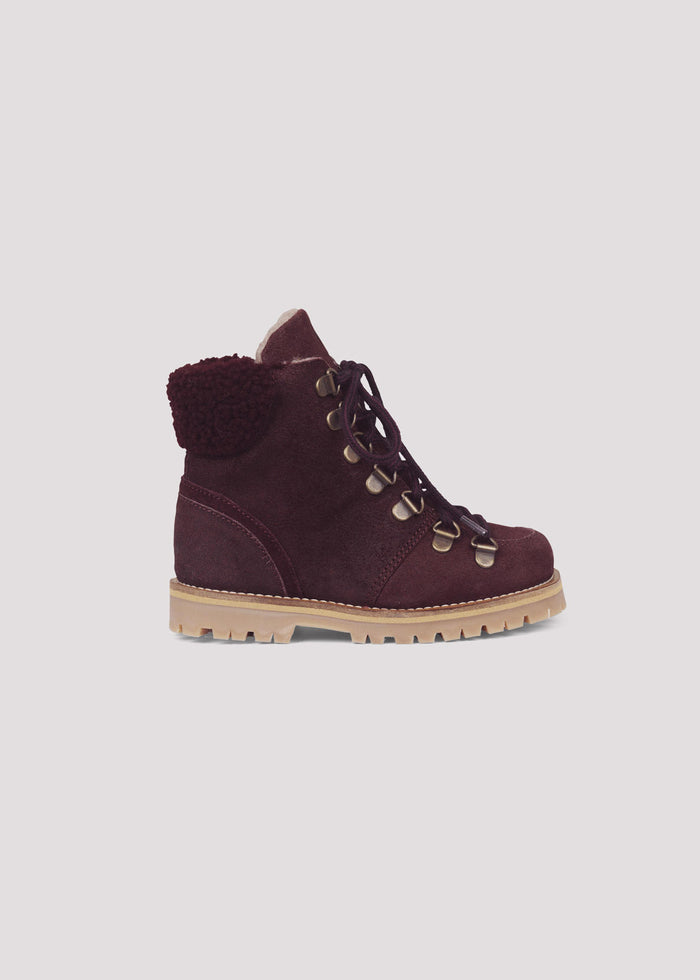 SHEARLING WINTER BOOT