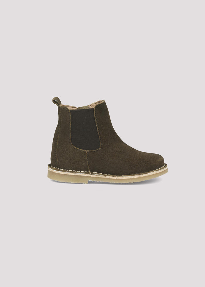 CHELSEA ANKLE BOOT - MOSS