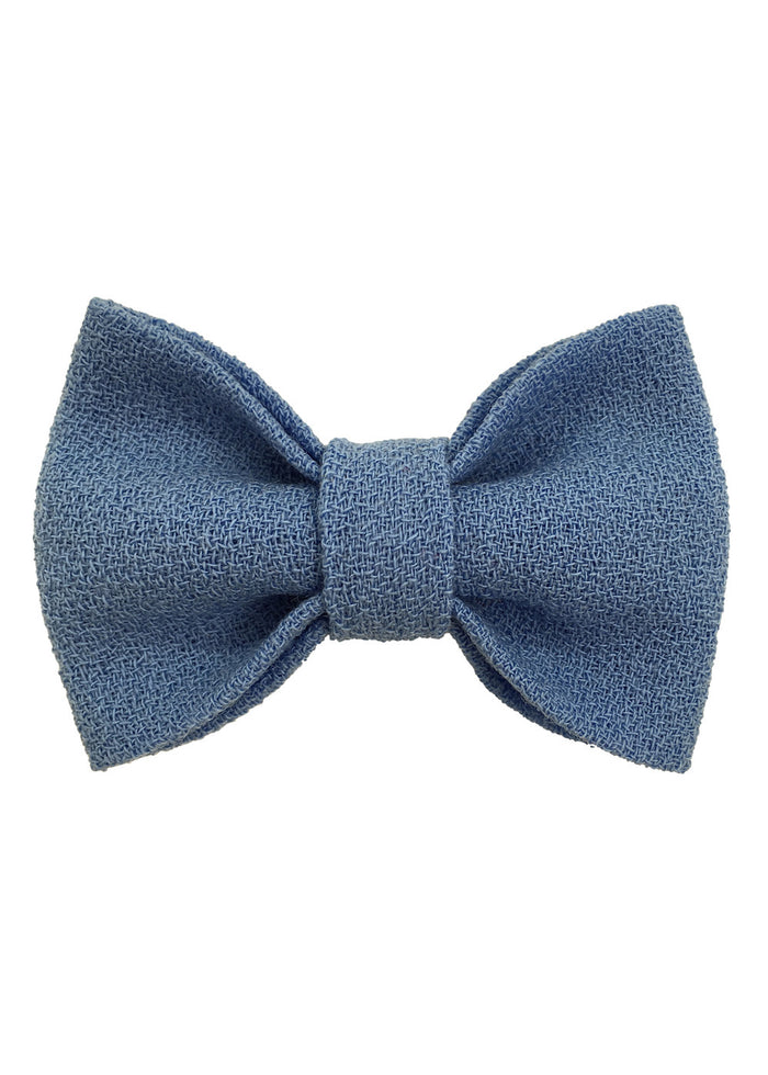 ROYAL CHILDREN BOW TIE - BLUE
