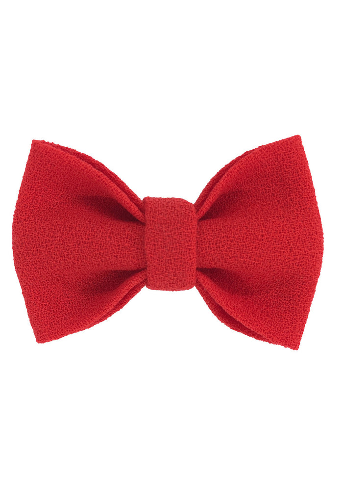 ROYAL CHILDREN BOW TIE - RED