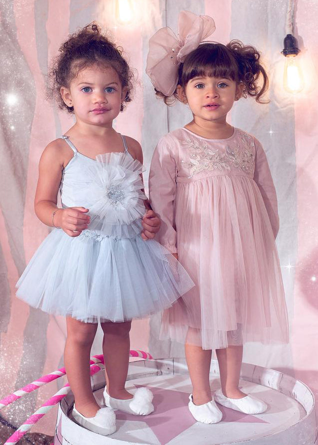 COTTON CANDY TUTU DRESS