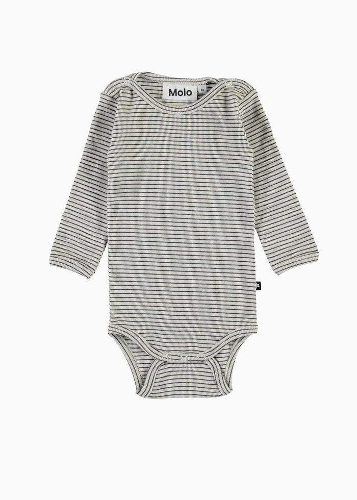 FAIR STRIPE ONESIE