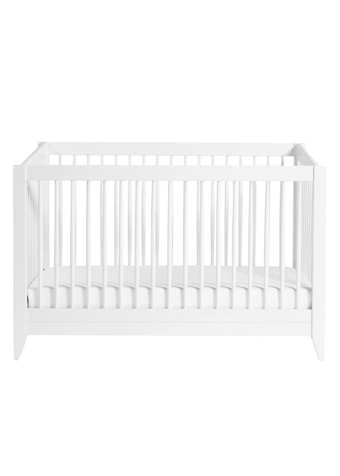 SPROUT 4-IN-1 CONVERTIBLE CRIB WITH TODDLER CONVERSION KIT