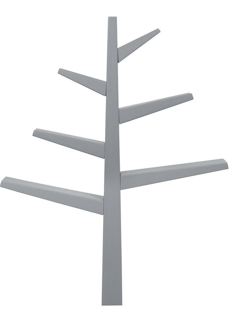 SPRUCE TREE BOOKCASE - GREY