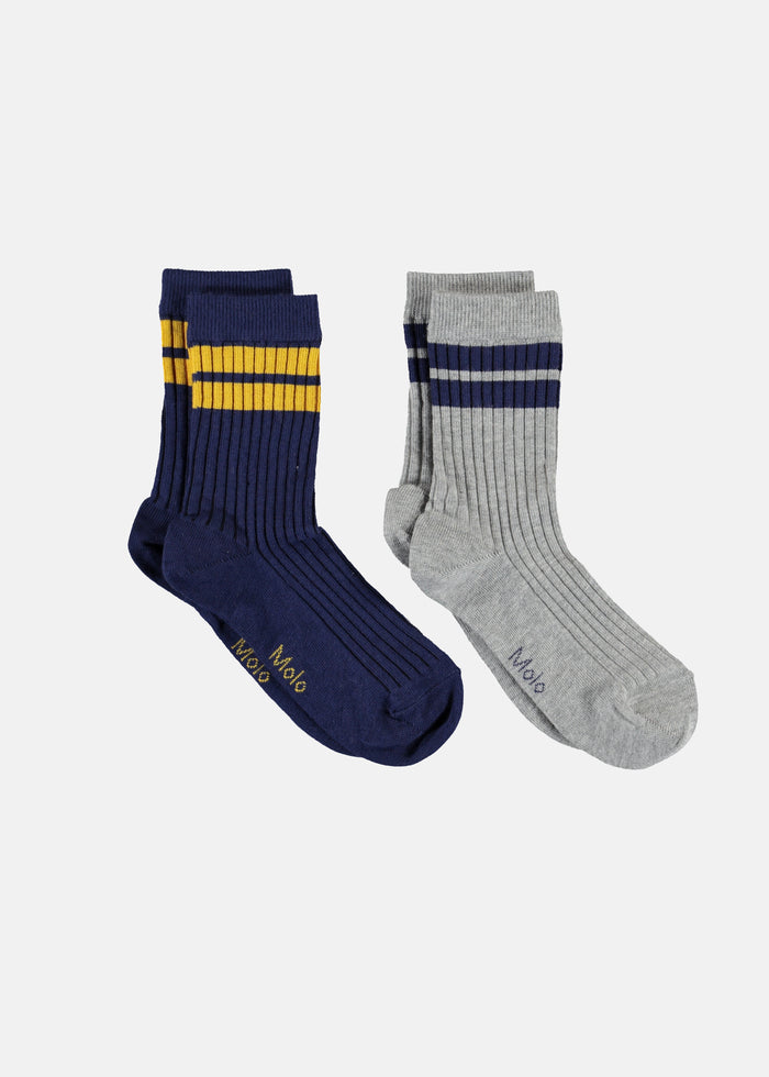 NICKEY SOCKS - 2 PACK - SAILOR SS20