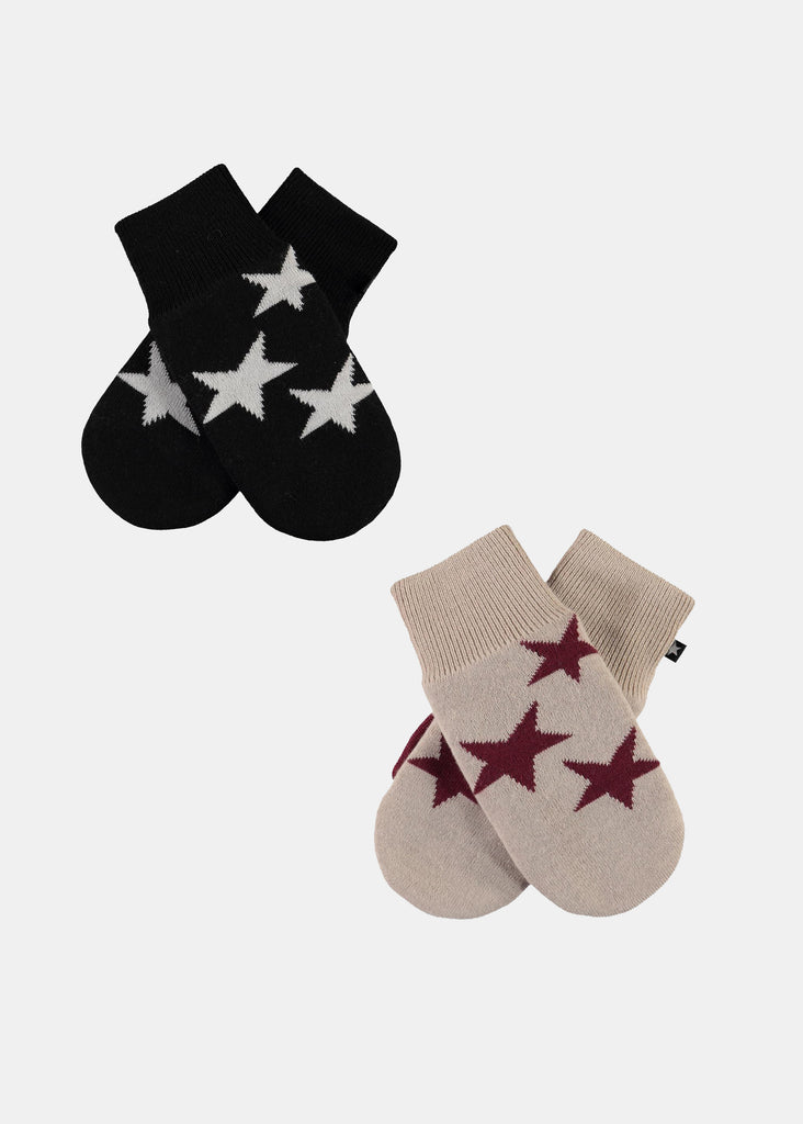 SNOWFALL STAR MITTENS - COLOR OPTIONS