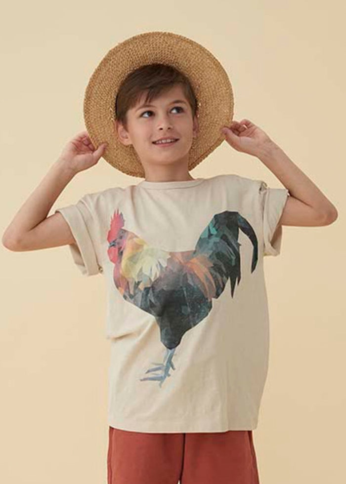 ASGER ROOSTER TEE