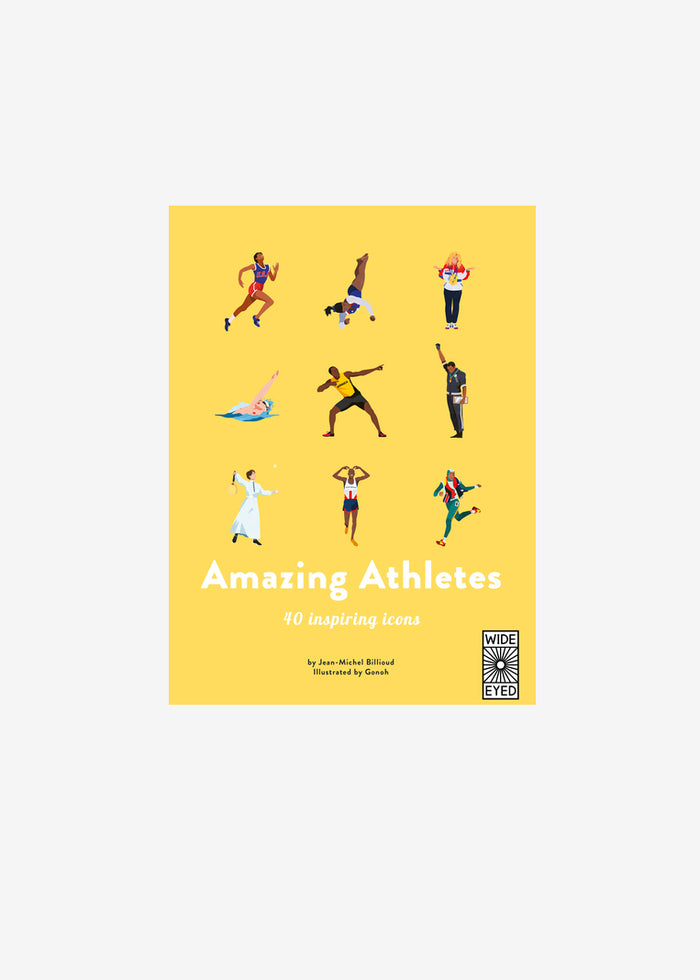 AMAZING ATHLETES