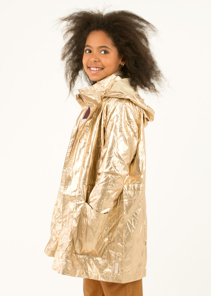 GOLDEN RAIN JACKET