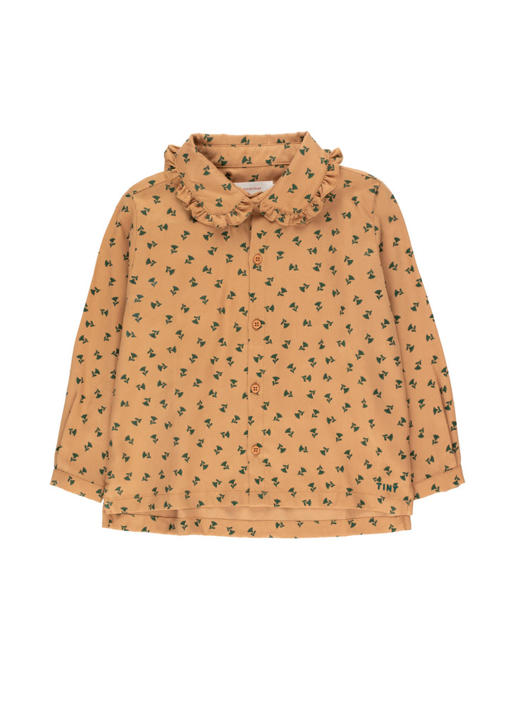 TINY FLOWERS BLOUSE