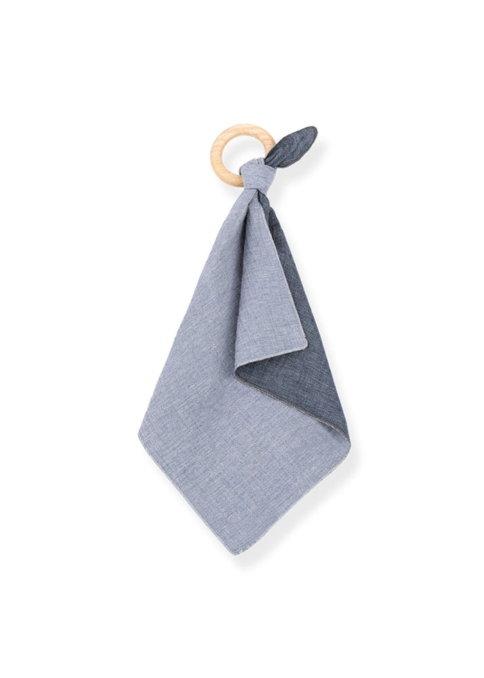 TEETHER BLANKET - BLUE