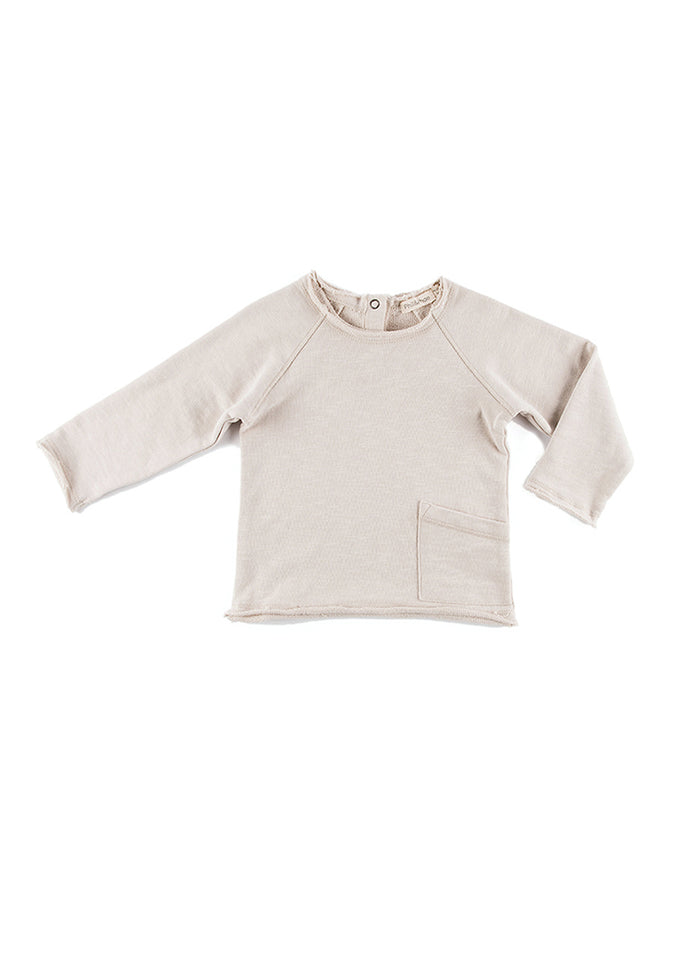RAW EDGE SWEATER