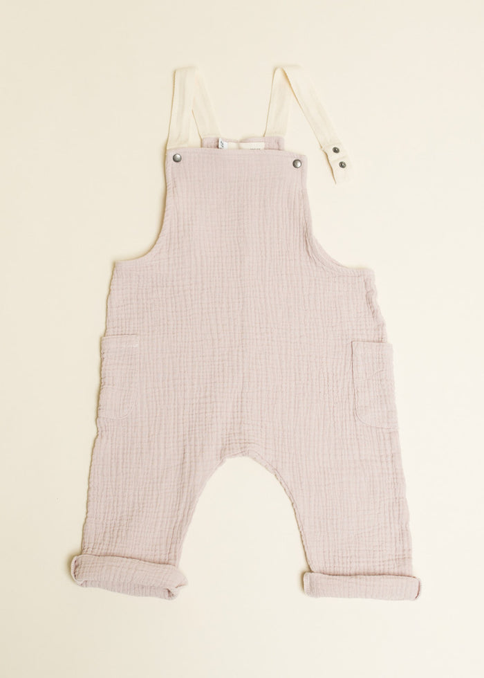 ITS ALL GOOD OVERALLS - BLUSH