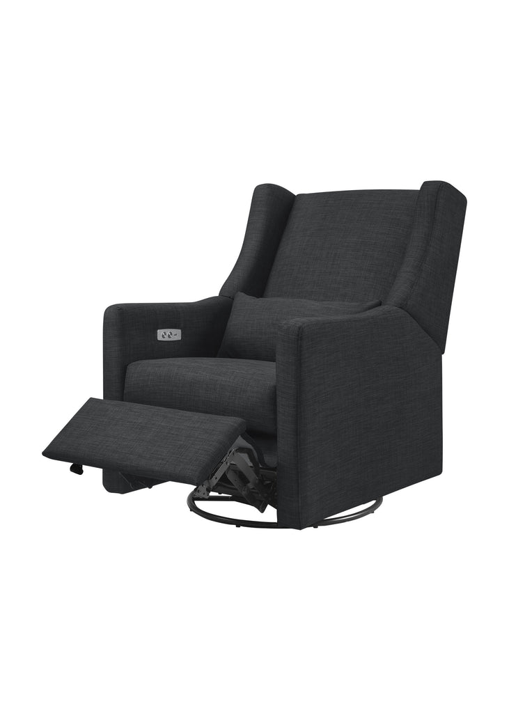 KIWI ELECTRIC RECLINER AND SWIVEL GLIDER WITH USB PORT