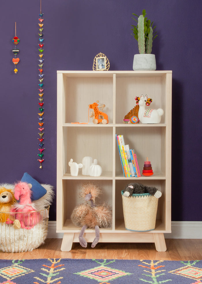 HUDSON CUBBY BOOKCASE