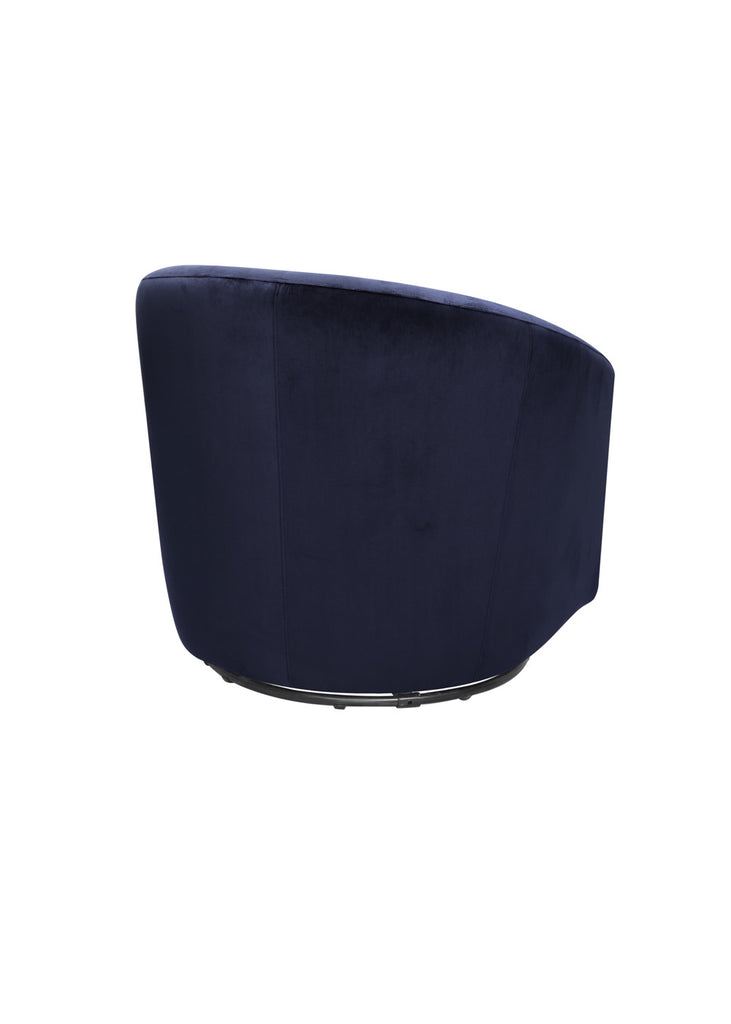 MADISON SWIVEL GLIDER - NAVY BLUE