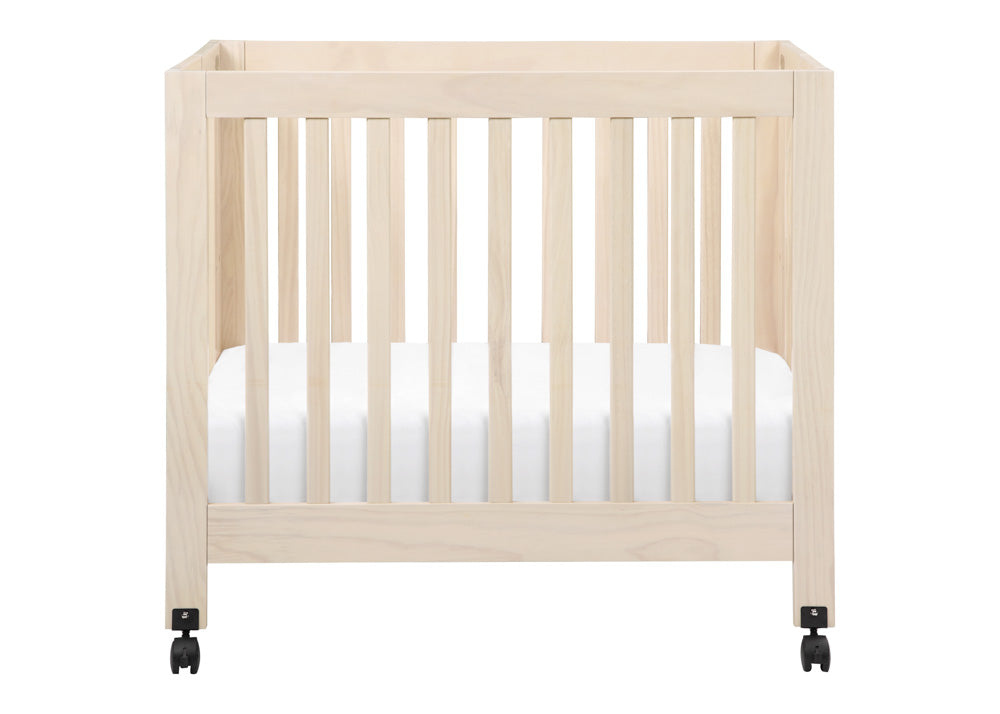 ORIGAMI MINI CRIB - WASHED NATURAL