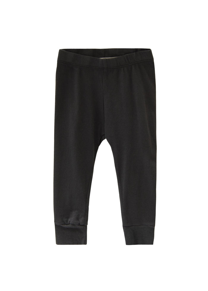 PENCIL PANT LEGGINGS - CHARCOAL