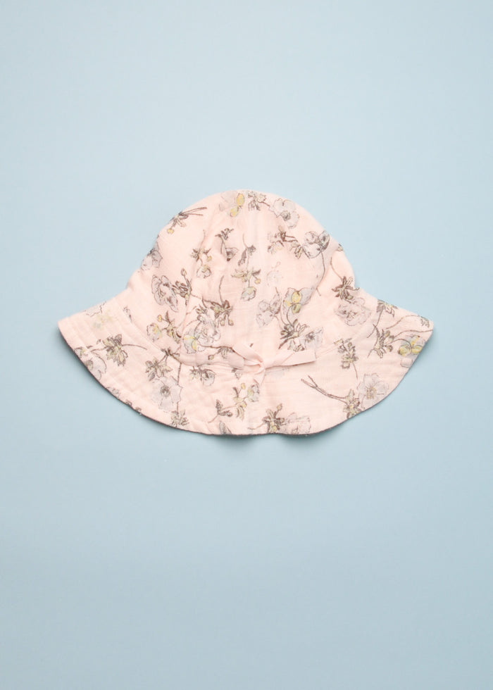 ORGANIC SUN HAT - WILDFLOWER