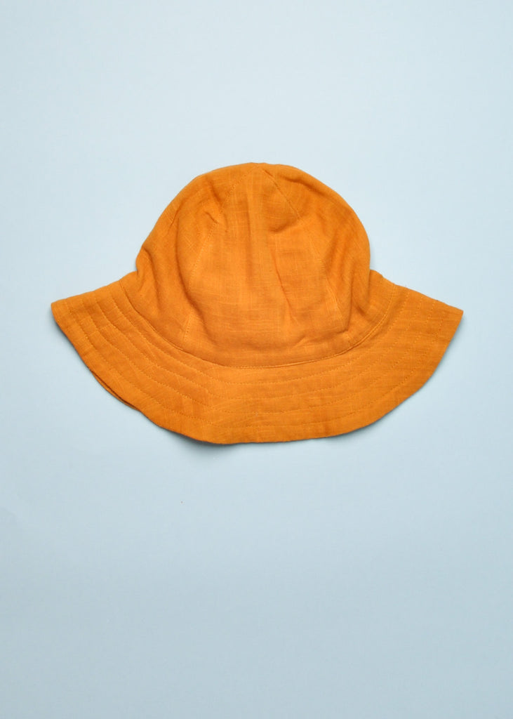 ORGANIC SUN HAT - PUMPKIN PIE