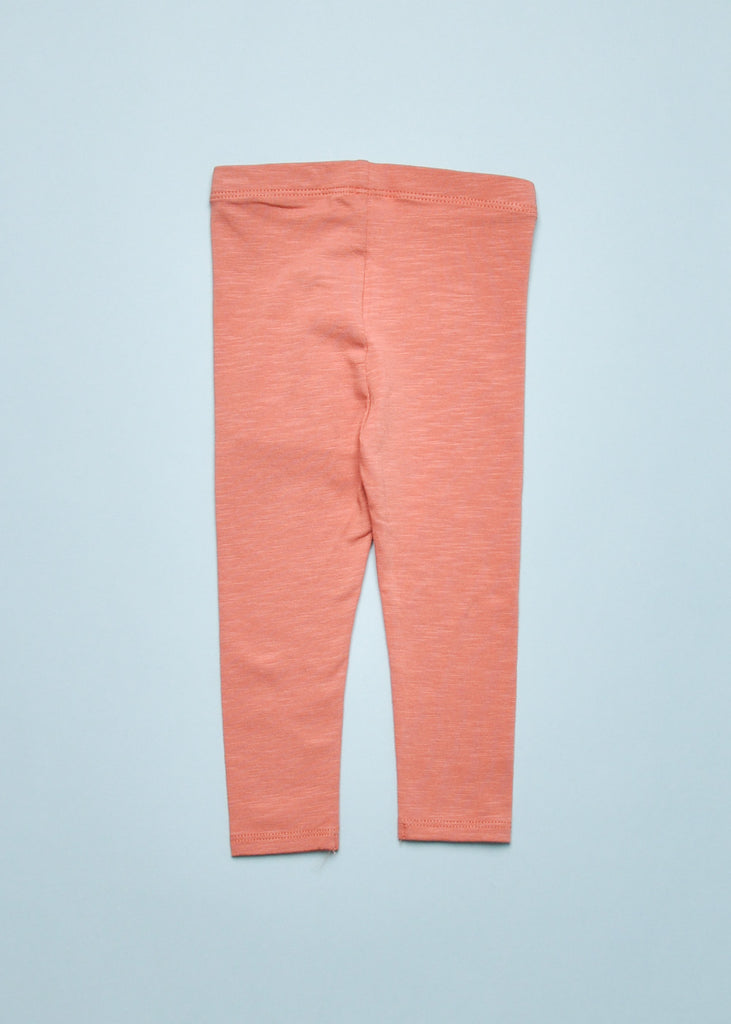 PAULA BABY LEGGINGS - PEACH