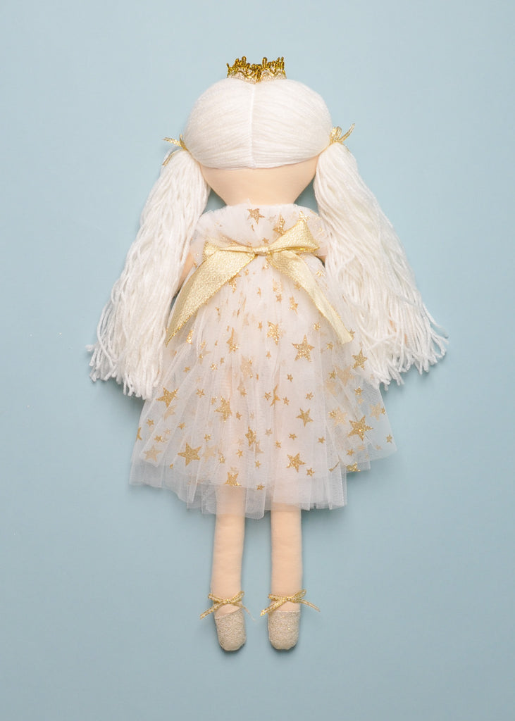 PENELOPE PRINCESS - GOLD STAR TULLE