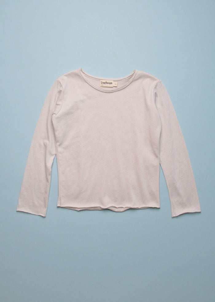 ELAS TEE - LIGHT GREY
