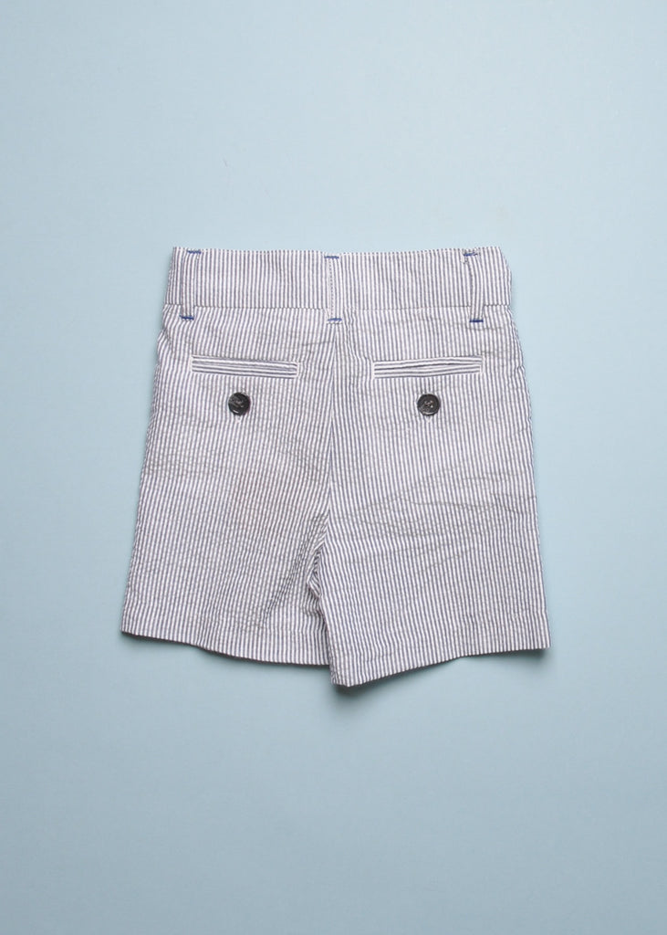 ALAN SEERSUCKER SHORTS