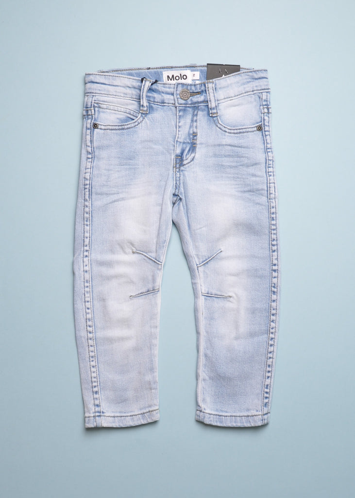 ALONSO JEANS - LIGHT WASH