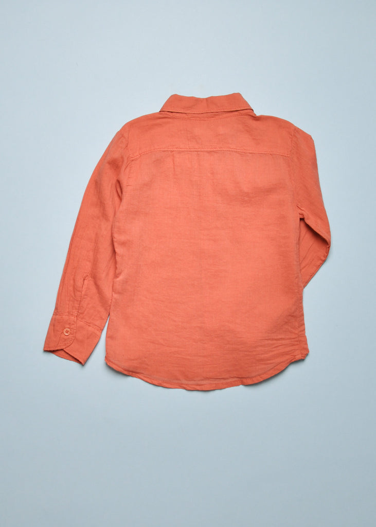 BONDI SHIRT - ORANGE