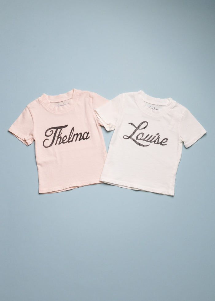 THELMA & LOUISE TEES