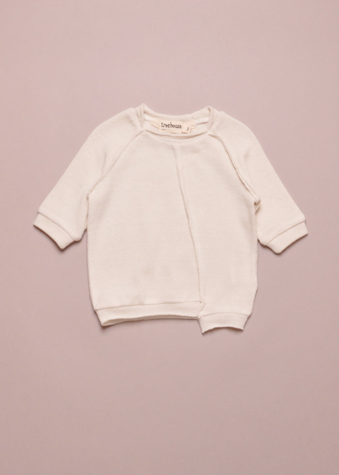 LONIN SWEATER - CLOUD GREY