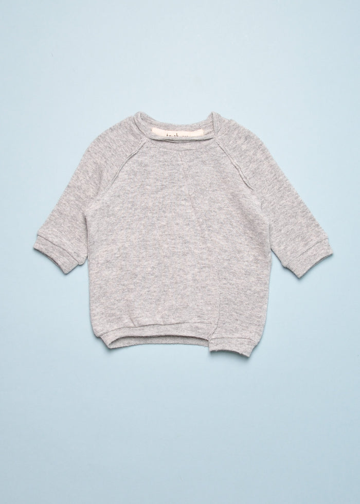 LONIN SWEATER - GREY
