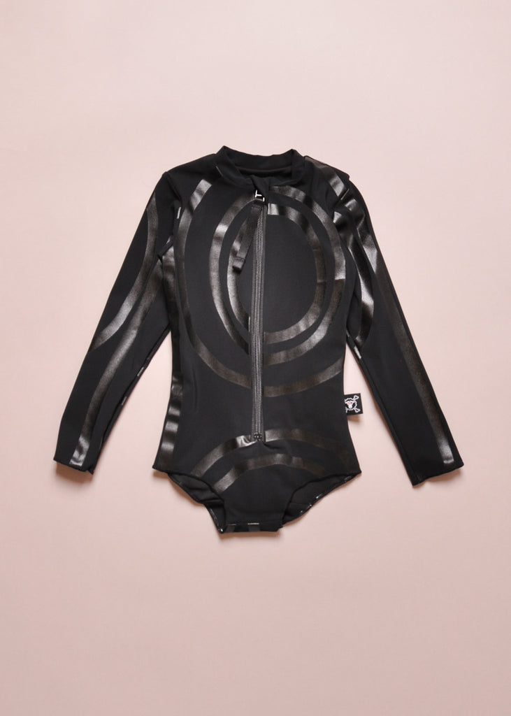 CIRCLE RASHGUARD SUIT